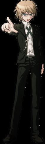 File:Byakuya Togami Fullbody Sprite (8).png