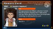 Yasuhiro Hagakure Report Card Page 6