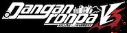 Danganronpa V3 Logo (English)