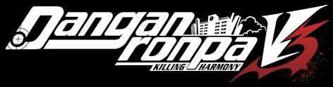 File:Danganronpa V3 Logo (English).png