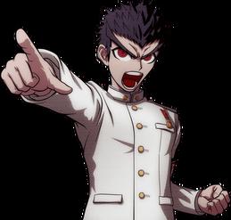 Kiyotaka Ishimaru Halfbody Sprite (9)