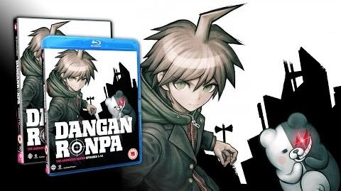 Danganronpa The Animation Complete Season Collection Trailer