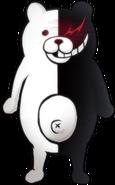 Danganronpa 2 Monokuma Fullbody Sprite 02