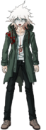Nagito Komaeda Fullbody Sprite (4)