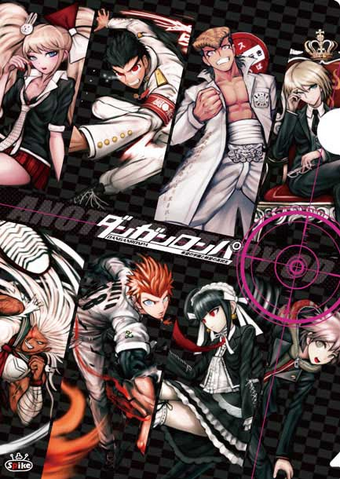 File:Danganronpa Another Story Drama CD Cover Black Version Clear File Front.png