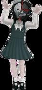 Monokuma Kid Female Fullbody 3D Model
