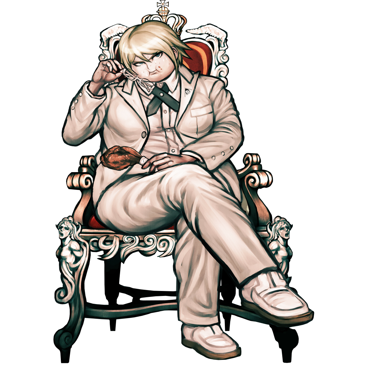 Gameinfos 4631 screenshots   Bendy And The Ink Machine furthermore Monaca together with Smash Ballots Wario 525213841 as well Disney Smash Bros For 3DS And Wii U 559257462 likewise File Byakuya Togami Ultimate Imposter Illustration. on anime trophies