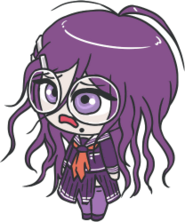 Danganronpa Another Episode Toko Fukawa Chibi 06