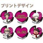 Priroll DR2 Macarons Hajime Nagito Byakuya Teruteru Valentines Design