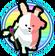 Danganronpa 2 Magical Monomi Minigame Collectibles Monomi Plushie