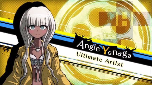 File:Danganronpa V3 Angie Yonaga Introduction (Demo Version).png