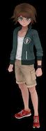 Yuta Asahina Fullbody 3D Model (2)