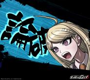 Digital MonoMono Machine Kaede Akamatsu OBJECTION Android wallpaper