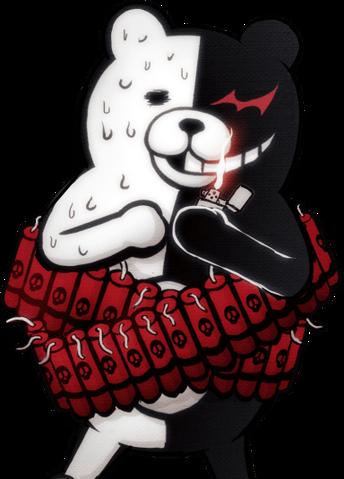 File:Danganronpa 2 Monokuma Halfbody Sprite 16.png