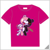 Danganronpa x Mori Chack Tshirt A Pink