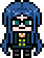 Tsumugi Shirogane Bonus Mode Pixel Icon (1)