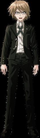 File:Byakuya Togami Fullbody Sprite (4).png
