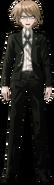 Byakuya Togami Fullbody Sprite (4)