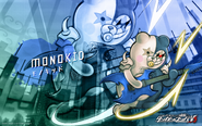 Digital MonoMono Machine Monokid PC wallpaper