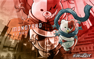 Digital MonoMono Machine Monotaro Monotarou PC wallpaper