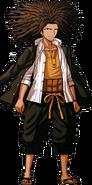 Yasuhiro Hagakure Beta Sprite