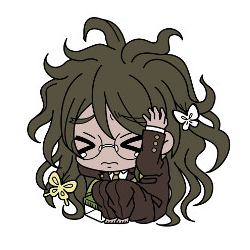 File:New Danganronpa V3 Rubberstrap ViVimus Collection Gonta Gokuhara.png
