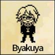 Byakuya Door Sign Dorm Room