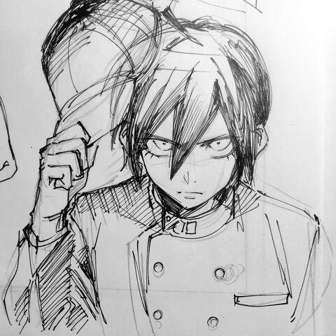 File:Shuichi Saihara illustrated by Mitomo Sasako.jpg