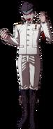 Kiyotaka Ishimaru Fullbody Sprite (6)