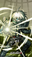 Digital MonoMono Machine K1-B0 Keebo Kiibo Ki-Bo iPhone wallpaper
