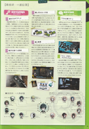 Art Book Scan Danganronpa V3 Shuichi Saihara Relationship Chart