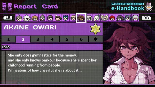 File:Akane Owari Report Card Page 2.jpg