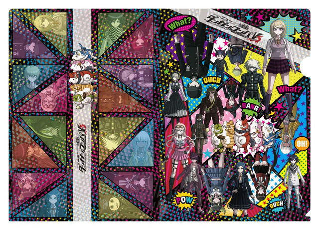 File:Danganronpa V3 Cast Clearfile from Limited Base 1.png