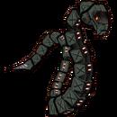 Danganronpa 2 Magical Monomi Minigame Enemies Stage 2 Snake Monobeast