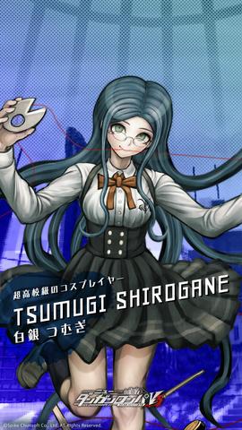 File:Digital MonoMono Machine Tsumugi Shirogane iPhone wallpaper.png