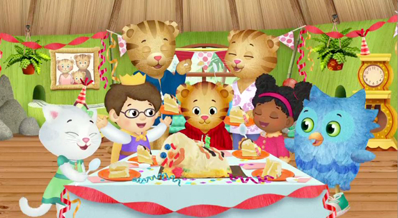 File:Daniel Tiger and Friends.JPG