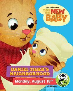 Meet the New Baby Promo 1