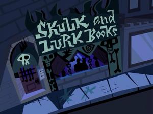 Skulk and Lurk Book Store
