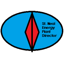 St. Neal Energy Director Insignia
