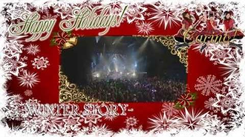 【Carino!】-Winter Story-《歌ってみた》