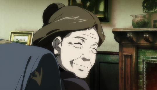 Mabel's grandmother