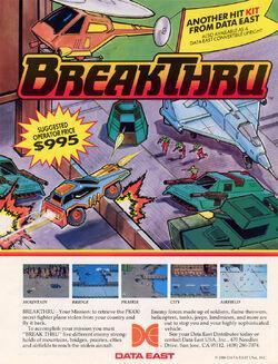 BreakThru us