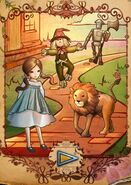 Wizard oz parable