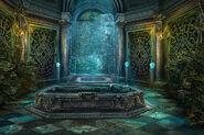 Ivy tomb