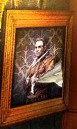 Cassius portrait torn