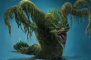 Canal monster concept