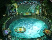 Gerda scrying pool