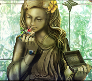BOR - Princess Ivy kissing the Frog