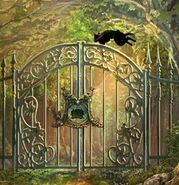 Parn leaps the gate