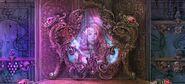 Maiden Goddess In Mirror